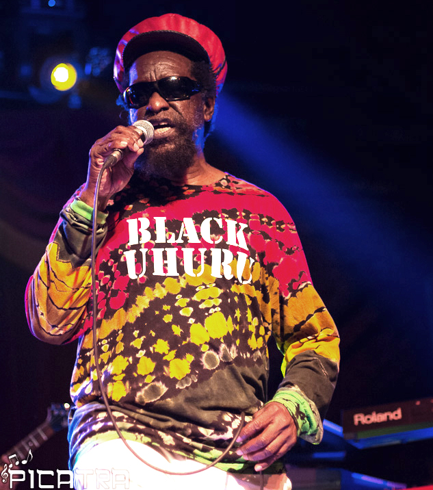 Dukie Simpson of Black Uhuru