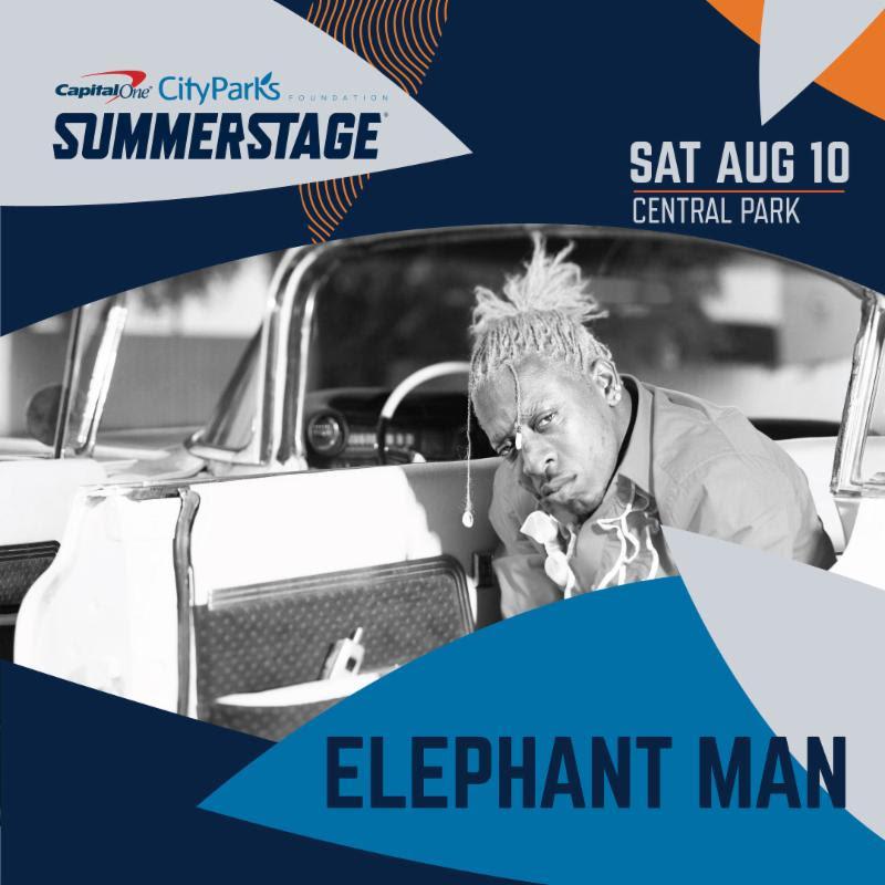 Elephant Man-40th Anniversary of VP Records